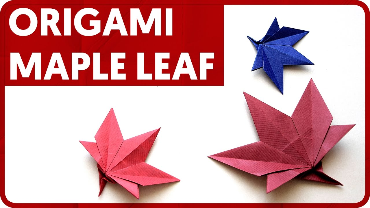 DIAGRAM Origami Maple Leaf Roman Diaz
