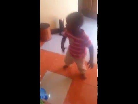 OMG!!! 4 yrs old boy dance Guru Alkayida dance