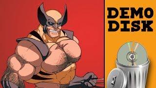 PECS MEN - Demo Disk Gameplay