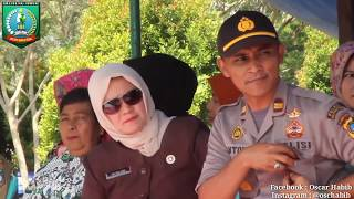 Video Drone Baris Indah Di Kecamatan Kelapa Kampit Tahun 2017