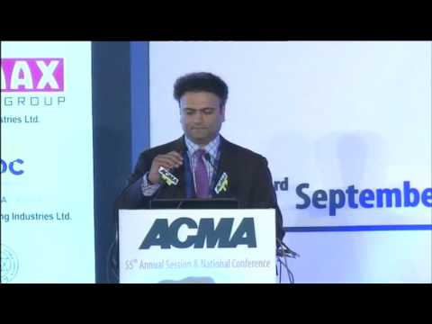 Panel discussion - 55th ACMA Annual Session and National Conference