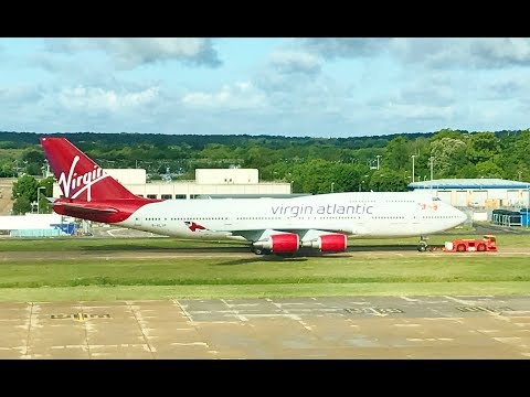 PREMIER ECONOMY Review Virgin Atlantic 2018 - Cabin / Seats / Food / Service