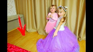 Маргарита and Мonsters Under the Bed story The Boo Boo Story from