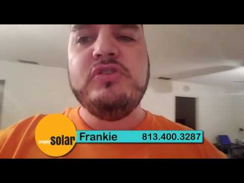 Tampa Solar for Homeowners Call 813-400-3287 - Vivint Solar Tampa Fl