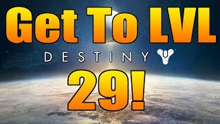 Destiny Tips/Tricks: How to Level Up Past 20 - Max...