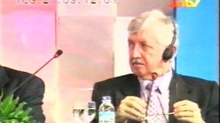 Dialog Capres & Cawapres - @kadinindonesia, 2004:  Mega-Hasyim 2