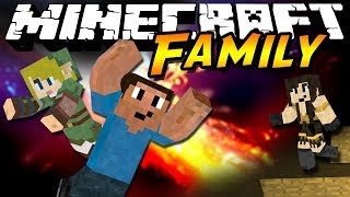 Minecraft Family #1: WHERE ARE WE?