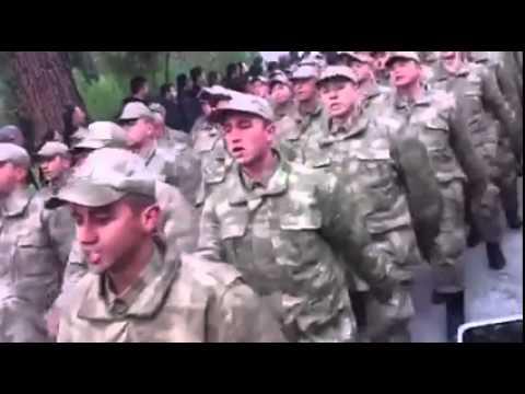 Kırkağaç'ın Üstü Bir Karabulut Ana Ben Gidiyom Sen Beni Unut...