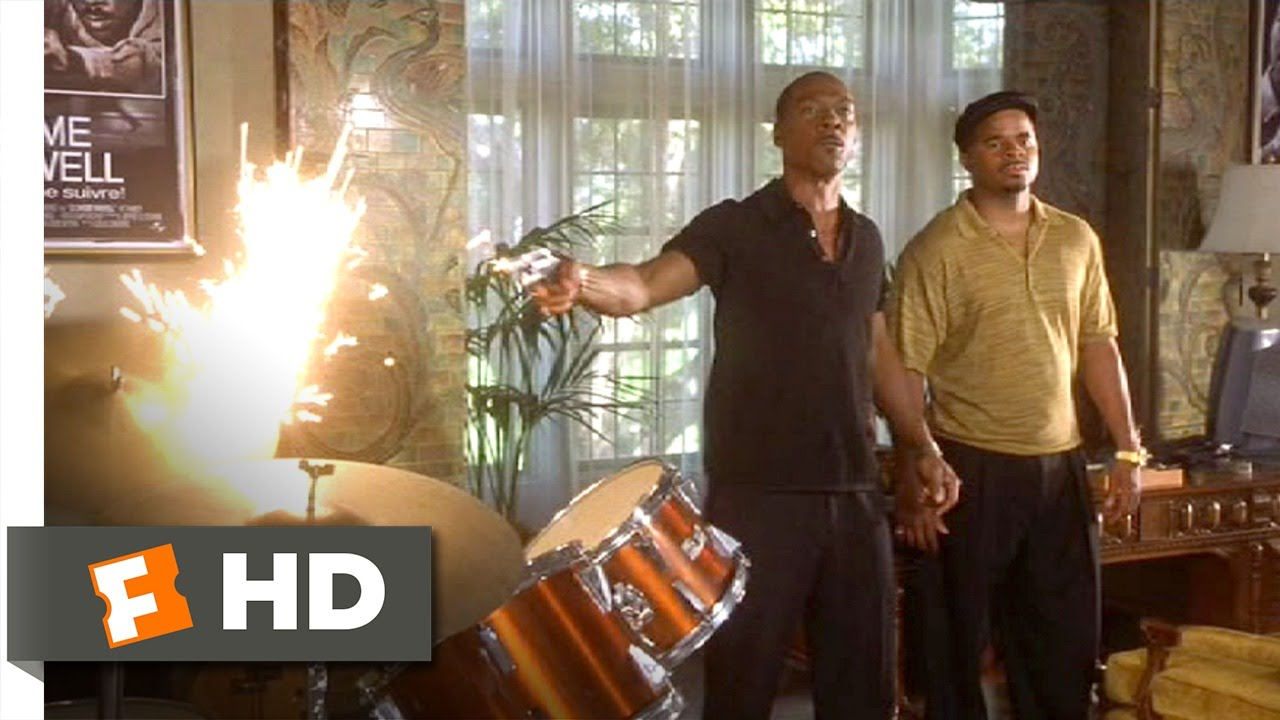 Download Bowfinger (2/10) Movie CLIP - Spearchucker Says Hello! (1999) HD