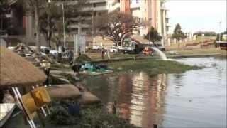 Amanzimtoti Lagoon Raw Sewage Contamination 2014 08 29