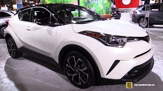2019 Toyota C-HR Limited - Exterior and Interior Walkaround - 2019 NY Auto Show