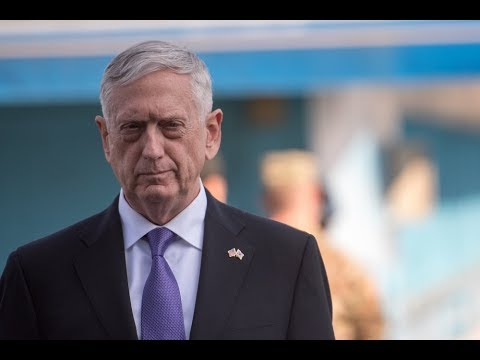 BREAKING: Secretary of Defense James Mad Dog Mattis EXPLOSIVE Speech at DMZ- North Korea