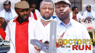 DOCTORS ON THE RUN SEASON 4 - 2020 Latest Nigerian Nollywood Movie|New movie