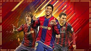 EL MEJOR FC BARCELONA DE LA HISTORIA EN FIFA 18!!