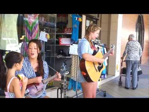 Central Coast Country Music Festival Busking! (Home Cover)