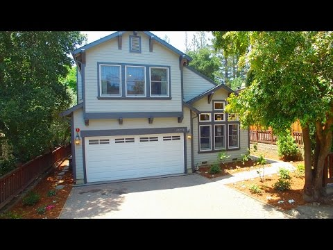 20758 Wildwood Way - Saratoga CA 95070 by Douglas Thron drone real estate videos