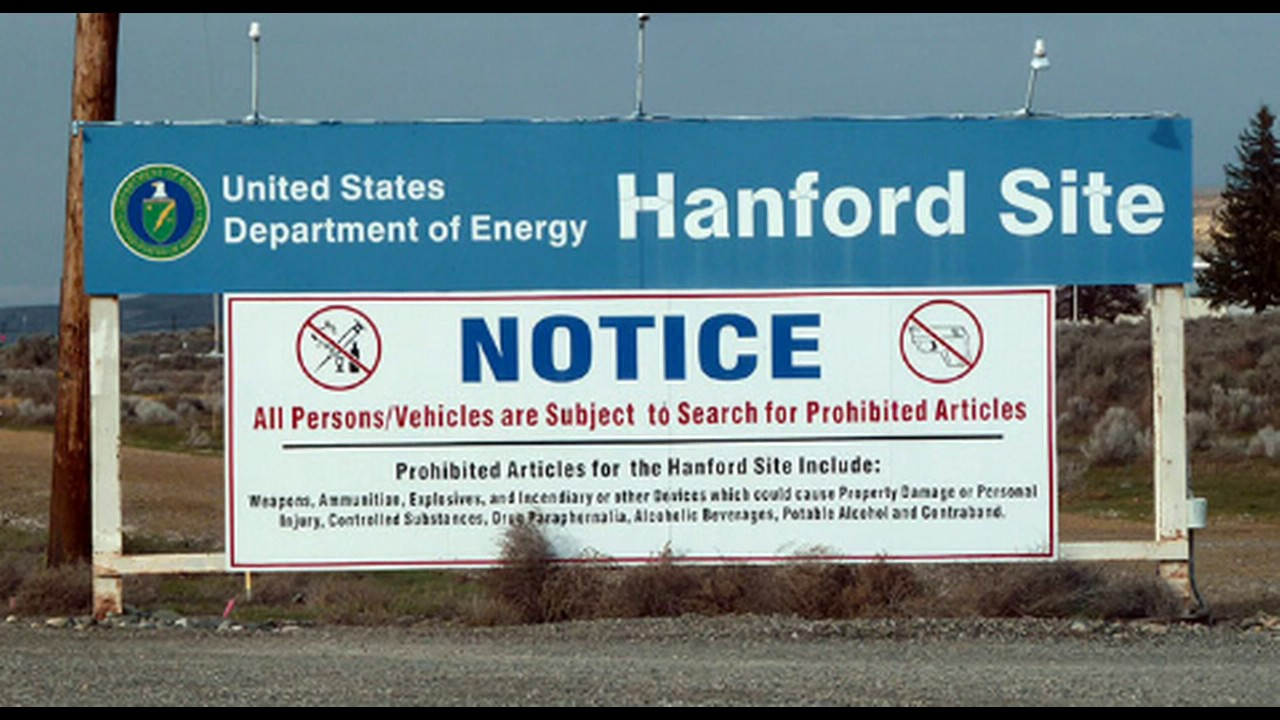 Tunnel collapses at Hanford nuclear waste site in Washington state, reports say