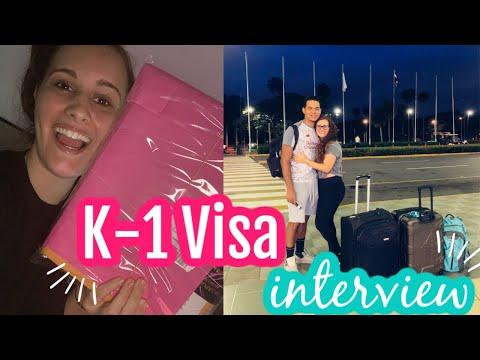 K-1 VISA INTERVIEW PROCESS / DOMINICAN REPUBLIC!