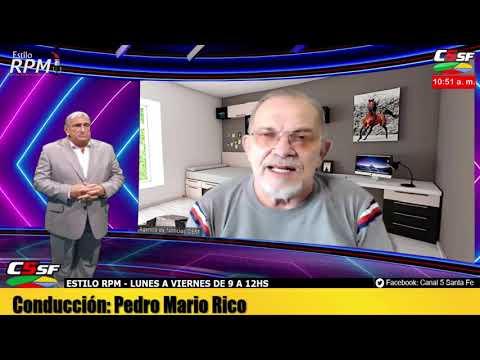 Antonio Rico: El dólar a 180 pesos no es razonable