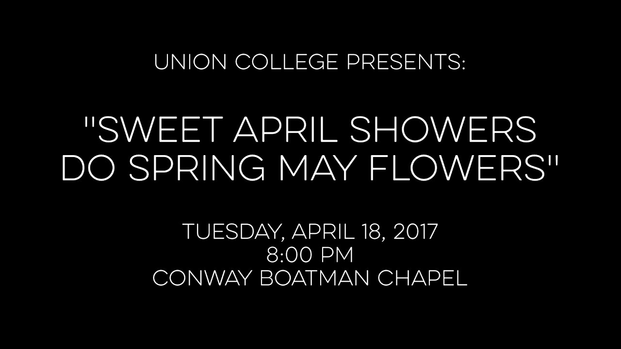 Union college spring concert april 18 2017 youtube union college spring concert april 18 2017 mightylinksfo