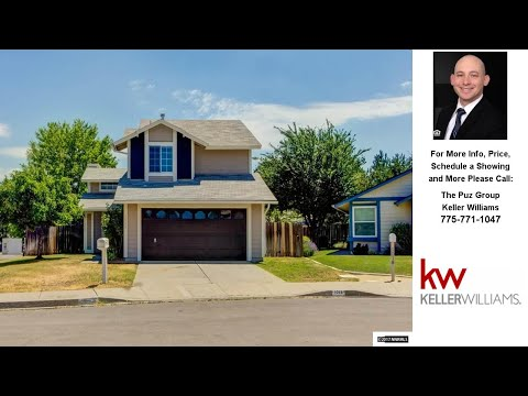 1028 Embassy Cir, Reno, NV Presented by The Puz Group.