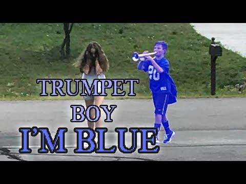 TRUMPET BOY - I'M BLUE