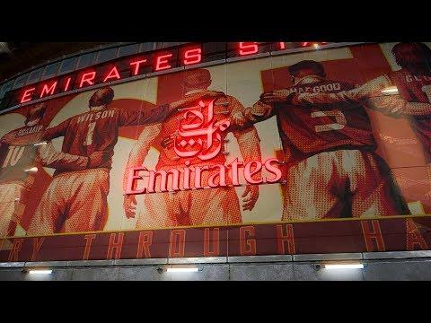 PES 2018 Data Pack 2.0 Update | Emirates Stadium