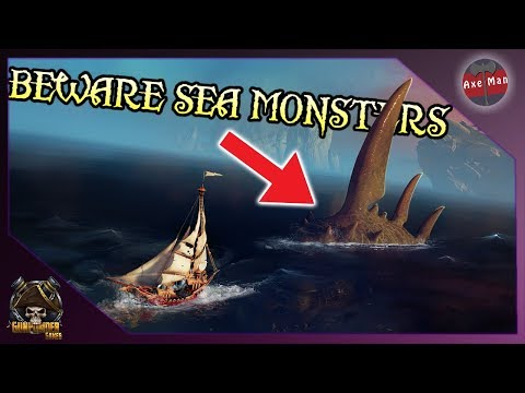 BATTLE ROYALE WITH PIRATE SHIPS AND SEA MONSTERS | MAELSTROM GAMEPLAY