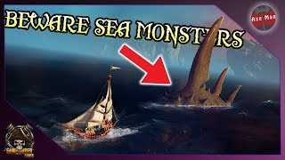 BATTLE ROYALE WITH PIRATE SHIPS AND SEA MONSTERS   MAELSTROM GAMEPLAY