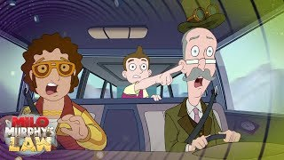 Phineas and Ferb Crossover!   Milo Murphy's Law   Disney XD