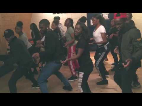GB ft. Ceecee Coco Dance Class - Under Lover [Dance routine]