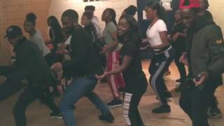 UNDER LOVER ROUTINE FT CEECEE COCO DANCE CLASS