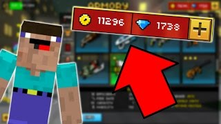 6 Things Noobs do in Pixel Gun 3D