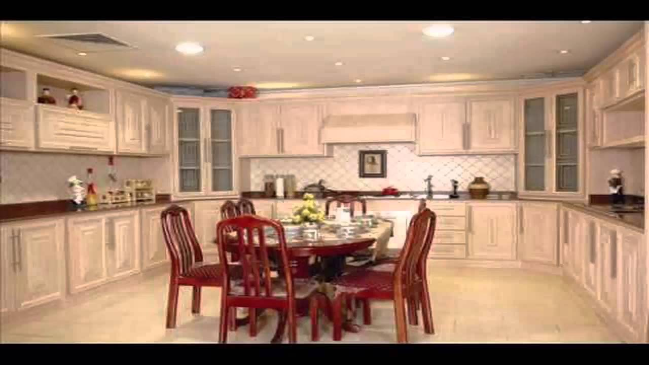 Kitchens Olayan مطابخ العليان   YouTube