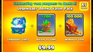 Clash Royale 12 CHALLENGE WINS! Legendary Pack + Tournament!