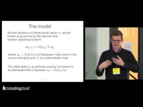 Predicting Chaotic Systems with Sparse Data by David Kelly | DataEngConf NYC '16