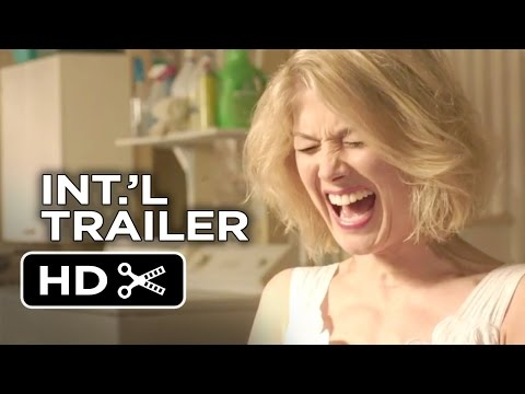 Return to Sender Official UK Trailer #1 (2015) - Rosamund Pike Thriller HD