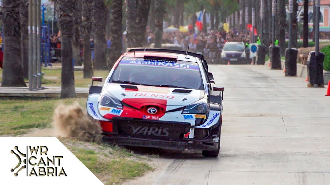 Download 56 WRC Rally RACC Catalunya - Rally de España 2021 | Best of action