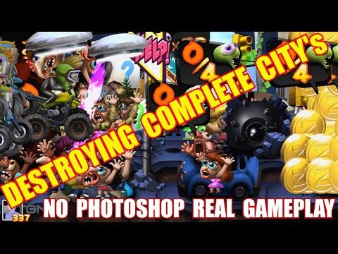 Hack Zombie Tsunami World Rampage Zombies Destroying Complete City's ! | Thủ thuật máy tính và điện thoại 1