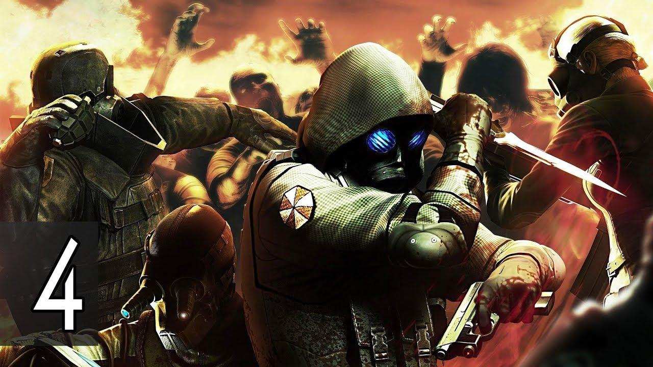 Resident Evil Operation Raccoon City - Part 4 Walkthrough