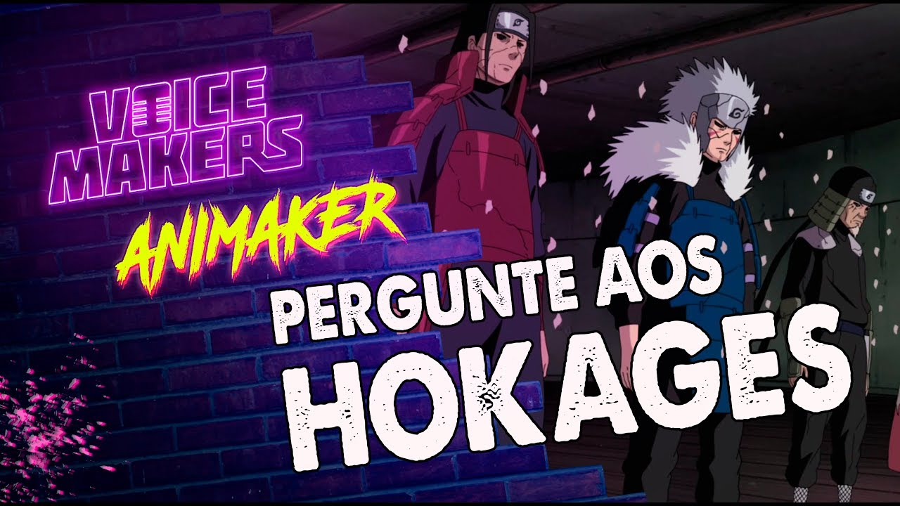 Download PERGUNTE AOS HOKAGES (VOICE MAKERS)