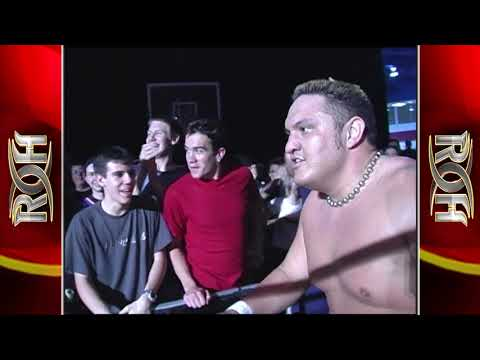 Throwback Thursday: CM Punk vs Samoa Joe vs Christopher Daniels vs Steve Corino
