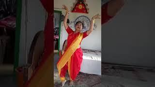#sarmisthasadhukhan #ALORBENU Bajlo tomar alor benu||song debolina ||Dance choreography ||sarmistha