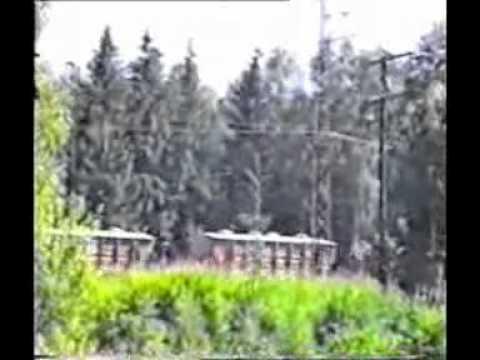 Крушение на перегоне Тальменка - Литвиново