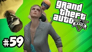 WAR ON PATRICK - Grand Theft Auto 5 ONLINE Ep.59