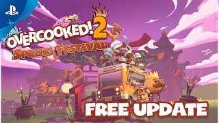 Overcooked! 2 | Spring Festival | PS4