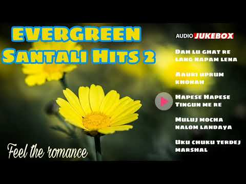 Evergreen Santali Hits Part-2 | Jukebox |Best Santali Song Collection