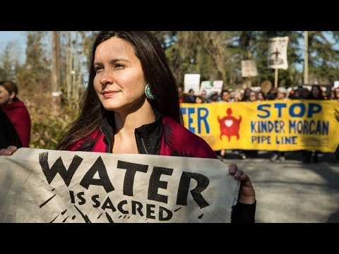 Anti-Pipeline Indigenous 'Mass Mobilization' Has Begun
