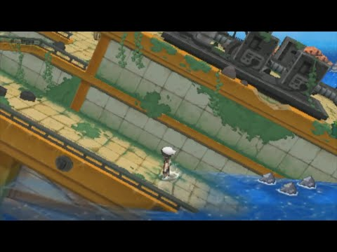 Pokémon Omega Ruby: Sea Mauville Guide