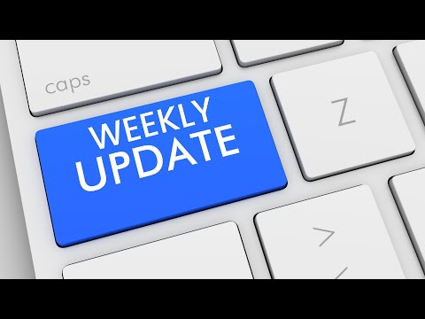 Pastor Leyton's Weekly Update For May 28th, 2021